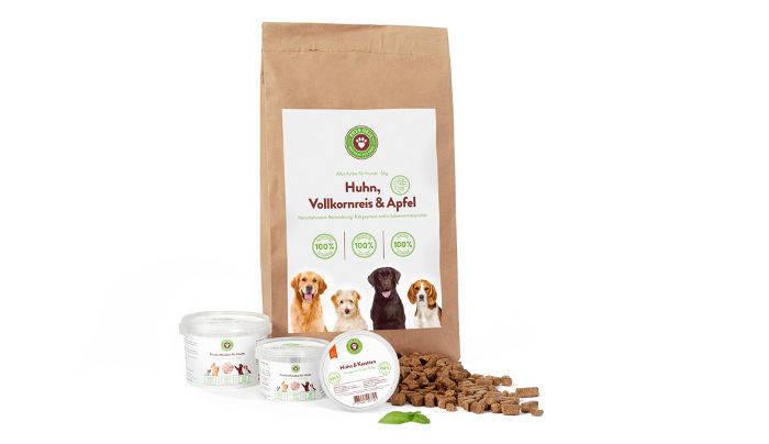 Productafbeelding basisvoeding honden
